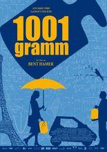 Plakat filmu 1001 gramów